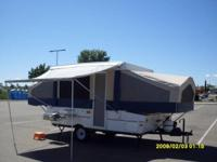 2010 Forest River Flagstaff M-206ST MAC. 2010 Flagstaff