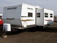2010 Forest River Salem 31T. Previously owned Certified