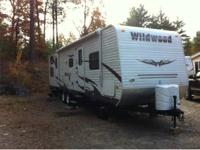 Up for sale is my 2010 forest river wildwood 29qbbs