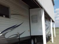 2010 Forest River Wildwood Travel Trailer. 2010