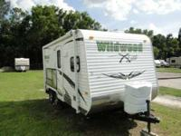 2010 Forest River Wildwood Xlite Toy Hauler This 18