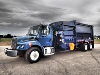 2010 Freightliner Business Class M2 with McNeilus