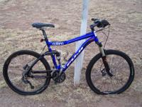 I am selling my 2010 Fuji Outland Pro MTB. This bike
