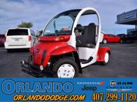 2010 GEM e2 Open Body Our Location is: Orlando Dodge -