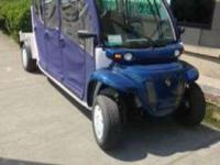 2010 GEM E6 GEM E6 with enclosure heater and defroster