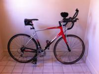I have a Giant Defy 2 road bike 2010 model. It has a