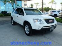 AS-IS Vehicle, No Warranty. Clean CARFAX. 2010 GMC
