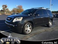 This 2010 GMC Acadia SLT offers    *Automatic