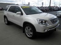 ACADIA SLT2: AWD.. NAVIGATION-DVD-SUNROOF-BACK UP