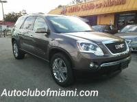 Options:  2010 Gmc Acadia Slt 2 4Dr Suv|Gold|All Of Our