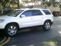 Options:  2010 Gmc Acadia |Clean Local Trade