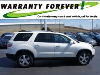 2010 GMC Acadia SUV AWD SLT-1 Our Location is: Roper
