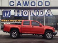 Options:  2010 Gmc Canyon Slt|Orange|Short Bed! Flex