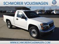 This 2010 GMC Canyon Work Truck is offered to you for