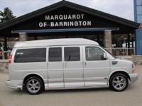 Exterior Color: silver, Body: Cargo Van, Engine: 5.3L