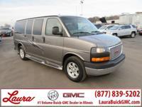 Recent Trade! Upfitter 5.3 V8 Cargo Van RWD. DVD