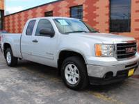 From work to weekends, this Silver 2010 GMC Sierra 1500