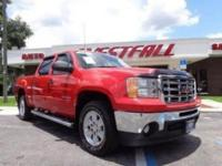 THIS IS A NICE 2010 GMC SIERRA 1500 SLE CREW CAB