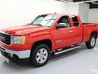 This awesome 2010 GMC Sierra 1500 4x4 comes loaded with