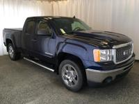 This 2010 GMC Sierra 1500 was just traded in. This