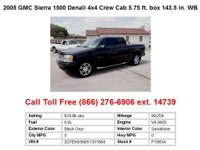 2010 Gmc Sierra1500 White SLT 4x4 Crew Cab 5.75 ft. box