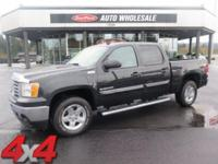 From home to the job site, this Black 2010 GMC Sierra