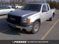Work Truck trim. Flex Fuel, 4x4, Overhead Airbag,