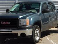 Feel at ease with your purchase of this GMC Sierra 1500