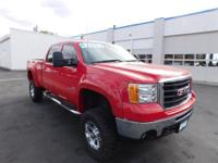 Only 61,276 Miles! This GMC Sierra 2500HD delivers a