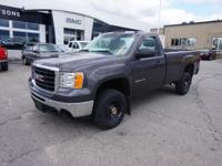 Exterior Color: storm gray metallic, Body: Regular Cab