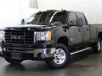 2010 GMC Sierra 3500 SLT 4WD Truck Condition:Used Clear