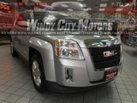 >>>2010 GMC TERRAIN SLE BACK UP CAMERA POWER SEATS