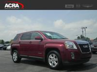This 2010 GMC Terrain FWD 4dr SLE-1, Stock # 14632 has