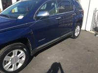 Check out this 2010 GMC Terrain SLE-1. Its Automatic