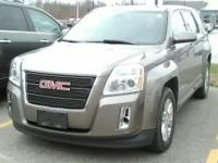 This one owner, 2010 All Wheel Drive GMC Terrain has