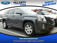 Recent Arrival! 32/22 Highway/City MPG  2010 GMC