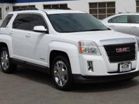 CARFAX One-Owner. Clean CARFAX. Summit White 2010 GMC