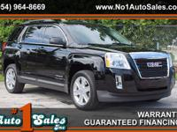 Options:  2010 Gmc Terrain Slt-1|*** Warranty! Carfax