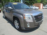 Options:  2010 Gmc Terrain Fwd 4D Wagon