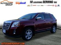 Exterior Color: dark red, Body: SUV, Engine: 3.0L V6