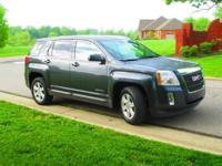 One previous owner! 2010 GMC Terrain SLE-1 FWD in Cyber
