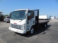 2010 GMC W4500 2010 Isuzu W4500 w/ Flatbed Equipped