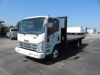 2010 GMC W4500 2010 GMC W4500 w/ Flatbed Body Equipped