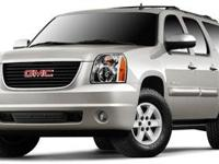 Clean CARFAX. Silver 2010 GMC Yukon SLT RWD 6-Speed