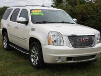 Our 2010 GMC Yukon Denali was designed with the