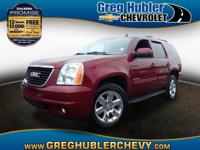 Text us Directly at ! CARFAX One-Owner. Maroon 2010 GMC