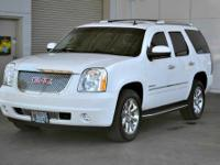 This 2010 GMC Yukon AWD 4dr 1500 Denali is offered to