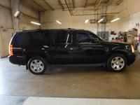 Our 2010 GMC Yukon XL is a maximum-size SUV for
