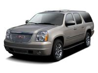 Trustworthy and worry-free, this 2010 GMC Yukon XL