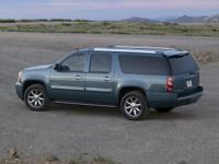 Options:  Denali Package| 3.42 Rear Axle Ratio| Front